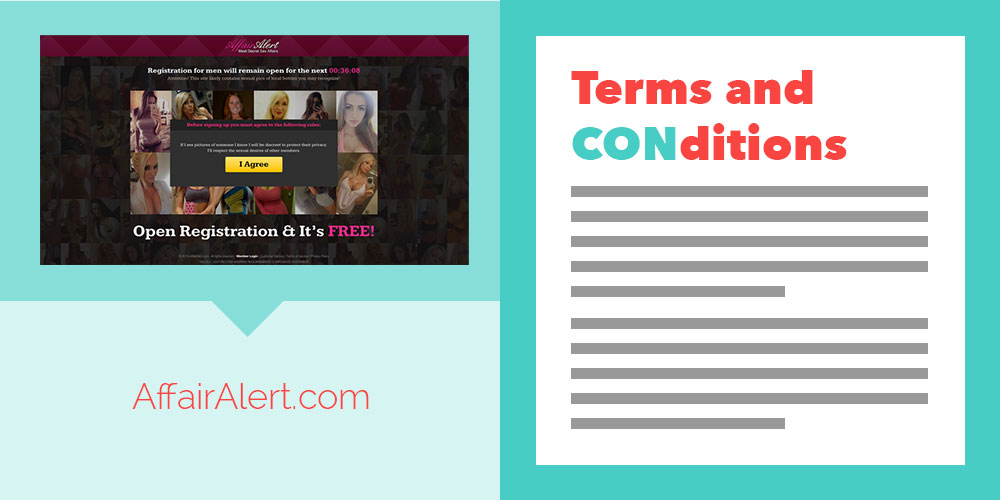 AffairAlert.com – Terms and CONditions