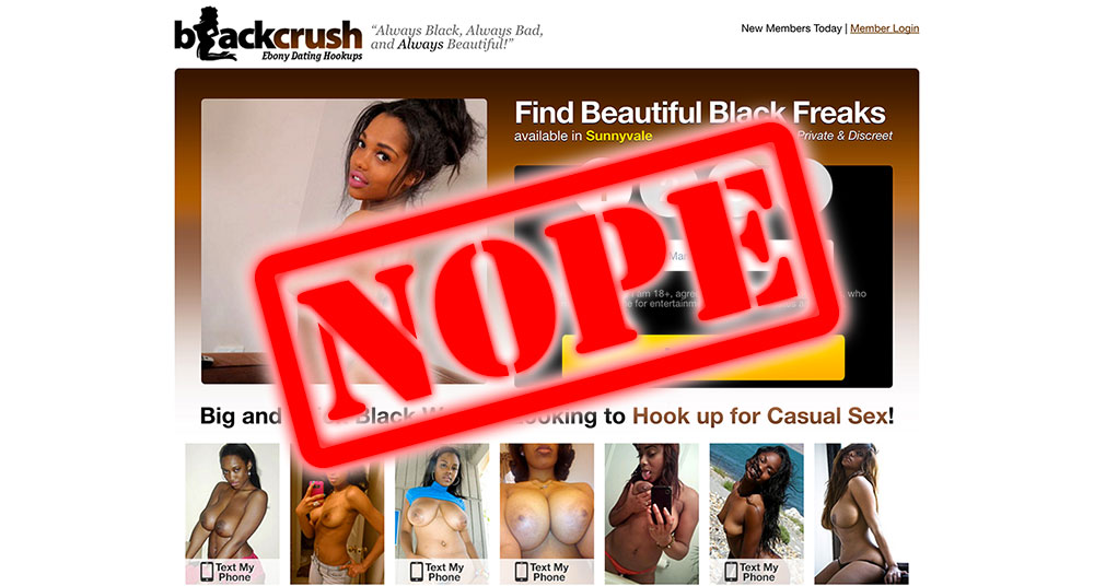 How To Get Laid At BlackCrush.com