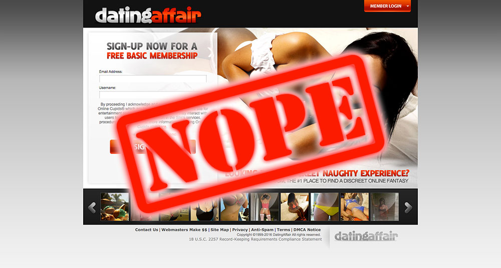 How To Get Laid At DatingAffair.com