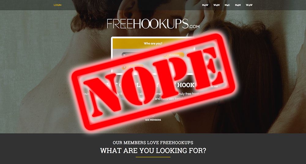 How To Get Laid At FreeHookups.com