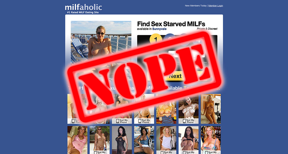 How To Get Laid At Milfaholic.com