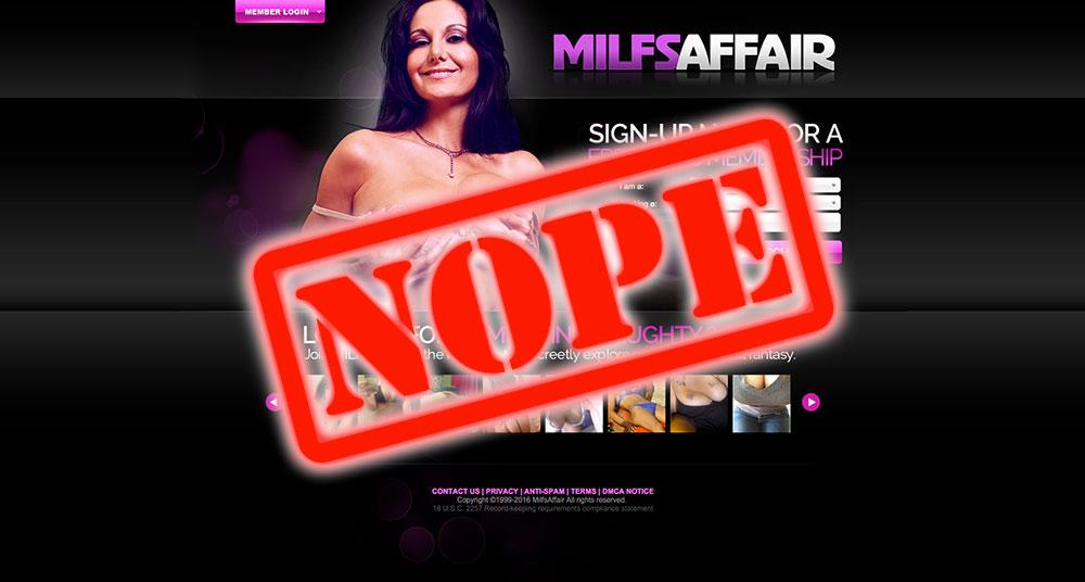 How To Get Laid At MilfsAffair.com