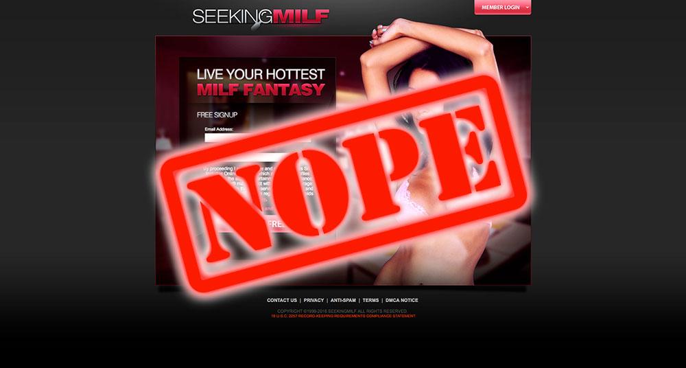 How To Get Laid At SeekingMILF.com