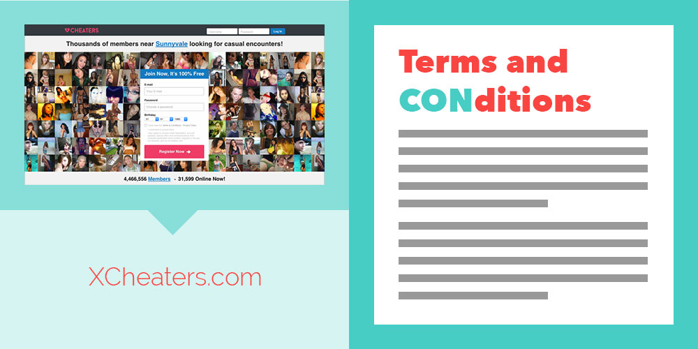XCheaters.com – Terms and CONditions