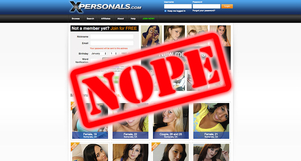 How To Get Laid At XPersonals.com