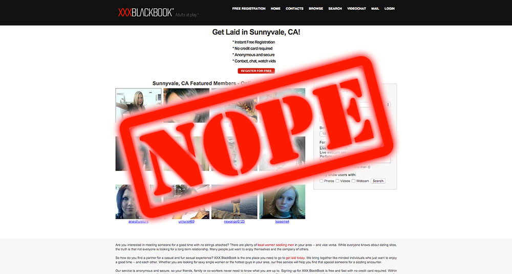 How To Get Laid At XXXBlackbook.com